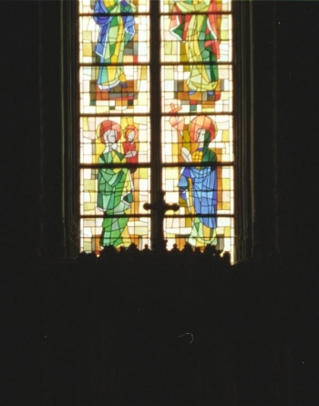 Chapel Altar of Église St.-Jacques, Illiers-Combray || Source - Jeff Drouin, 7 July 2004